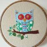Hand Stitched Embroidery H..